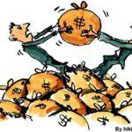 O nouă criză mondială! Milionarii au suportat cele mai mari pierderi din 2011!