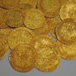 BNR introduce pe piața o nouă monedă de aur de colecție